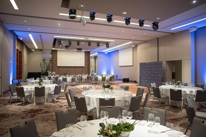 Hyatt Centric Montevideo - Montevideo - Banquet hall