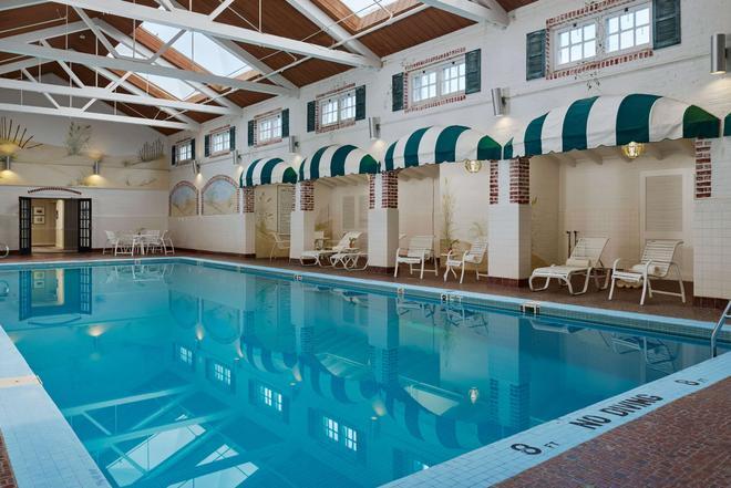斯托克頓海景高爾夫俱樂部酒店 - 加洛威 - 加洛韋 - 游泳池
