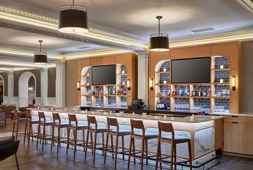 Stockton Seaview Hotel & Golf Club - Galloway - Bar