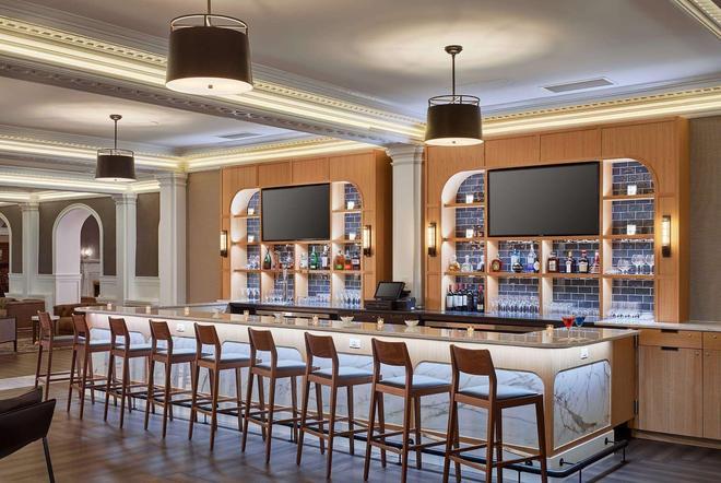 斯托克頓海景高爾夫俱樂部酒店 - 加洛威 - 加洛韋 - 酒吧