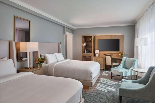 斯托克頓海景高爾夫俱樂部酒店 - 加洛威 - 加洛韋 - 臥室