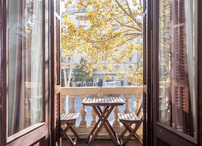 Barna House B&B - Βαρκελώνη - Μπαλκόνι