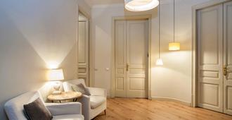 Bailén Green House - Barcelona - Living room