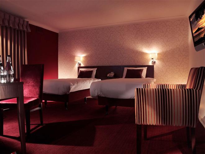 The Crown Hotel - Harrogate - Bedroom