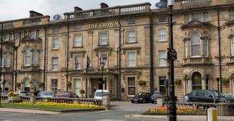 The Crown Hotel - Harrogate - Edificio