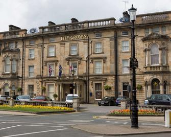 The Crown Hotel - Harrogate - Building