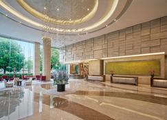 Sheraton Shanghai Hongkou Hotel - Shanghai - Lobby