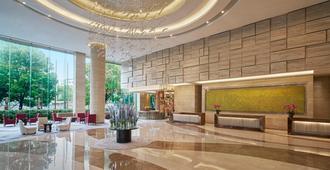Sheraton Shanghai Hongkou Hotel - שנחאי - לובי