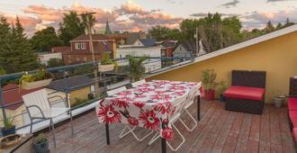 Le Philémon - Bed & Breakfast - Gatineau - Balcony