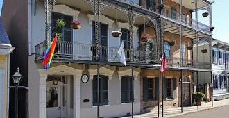 Inn On St Ann - New Orleans - Rakennus