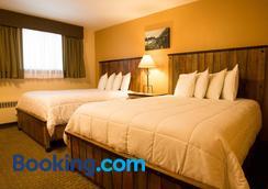 Silver Moon Inn - Estes Park - Bedroom