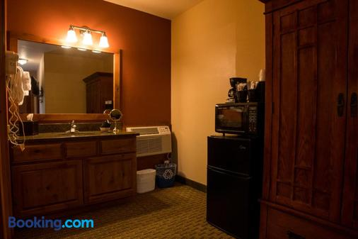 Silver Moon Inn - Estes Park - Bathroom