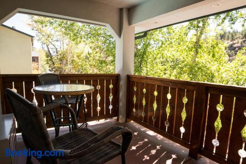 Silver Moon Inn - Estes Park - Balcony