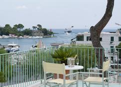 Hotel Villa Ciccio - Ischia - Balkon