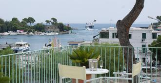 Hotel Villa Ciccio - Ischia - Balcón