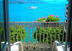Hotel Sempione - Stresa - Balkon
