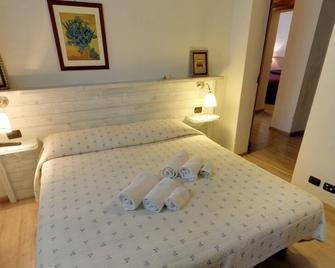 Domus Aurea - Салуццо - Спальня