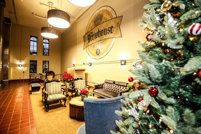 The Brewhouse Inn & Suites - Milwaukee - Lounge