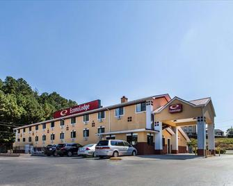 Econo Lodge - Cartersville - Building