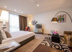 Opera Suite Hotel - Γιερεβάν - Κρεβατοκάμαρα