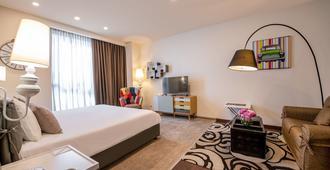 Opera Suite Hotel - ירבאן - חדר שינה