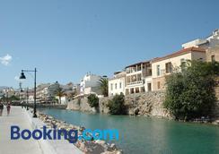 Portobelis Apartments - Sitia - Outdoors view