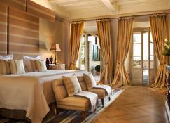 Rosewood Castiglion Del Bosco - מונטאלצ'ינו - חדר שינה