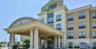 Holiday Inn Express & Suites San Antonio NW-Medical Area - Сан-Антонио - Здание