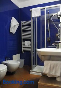 Hotel Chiaraluna - Civitanova Marche - Bathroom