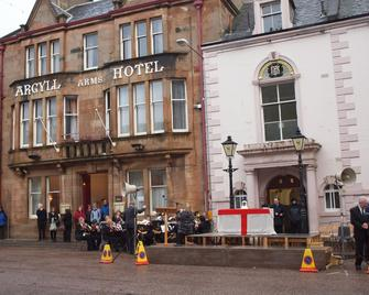 Argyll Arms Hotel - Campbeltown