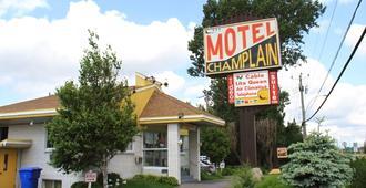 Motel Champlain - Brossard
