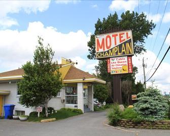 Motel Champlain - Brossard - Building