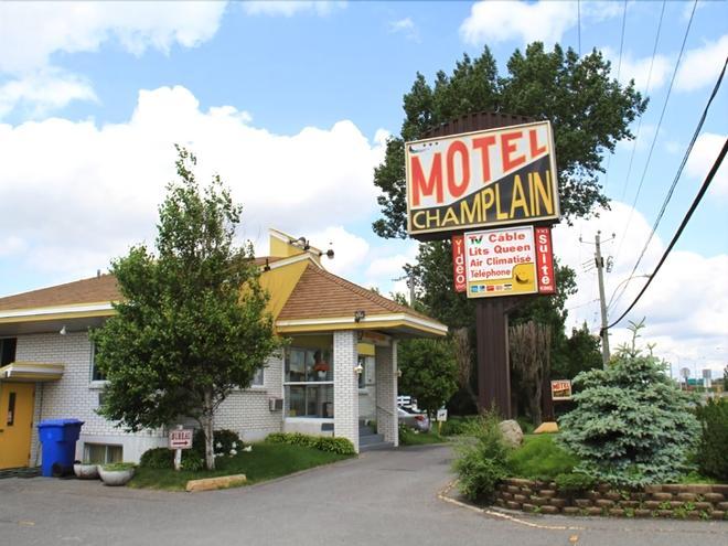 Motel Champlain - Brossard - Rakennus