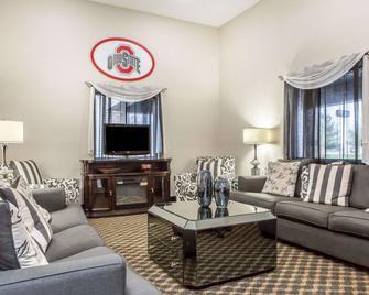 Quality Inn & Suites - Circleville - Huiskamer