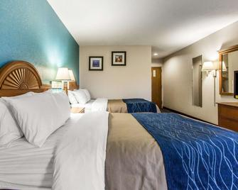 Quality Inn & Suites - Circleville - Bedroom