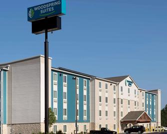 Woodspring Suites Nashua Merrimack - Merrimack - Building