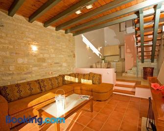 Enastron Villas - Kyparissia - Soggiorno