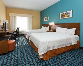Fairfield Inn & Suites by Marriott Des Moines West - West Des Moines - Bedroom