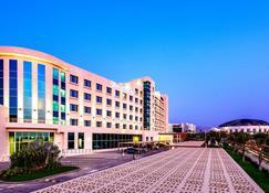 Crowne Plaza Muscat OCEC - Muscat - Building