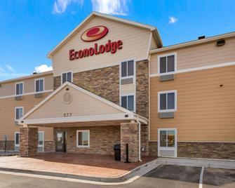 Econo Lodge - Burlington - Gebäude