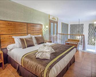 Hotel Rosaleda de Don Pedro - Úbeda - Bedroom