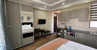 Hemak Suites - Nairobi - Makuuhuone