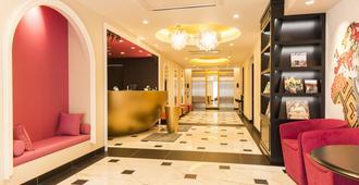 博多站前wing國際精選酒店 - 福岡 - 大廳