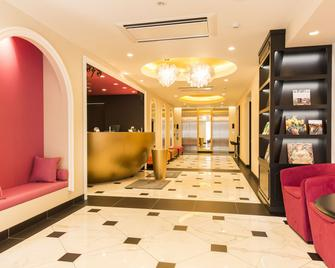 Hotel Wing International Select Hakata Ekimae - Fukuoka - Lobby
