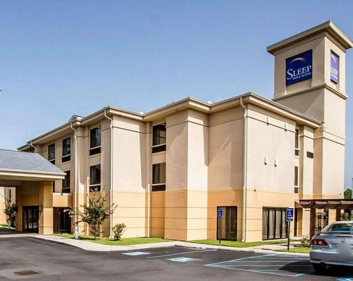 Sleep Inn & Suites - Hattiesburg - Rakennus