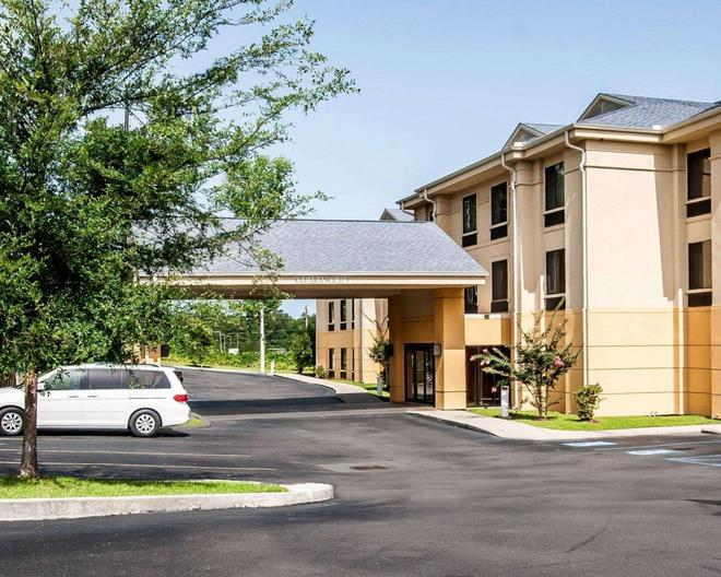 Sleep Inn & Suites - Hattiesburg - Building