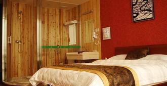 Summer Lotus Hotel - טיאנג'ין - חדר שינה