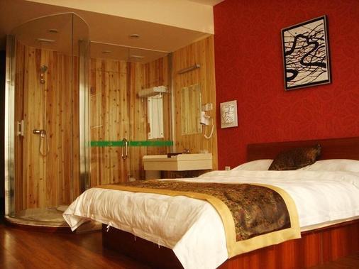Summer Lotus Hotel - Thiên Tân - Phòng ngủ