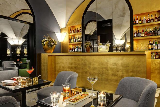 Hotel Balestri - Florencia - Bar