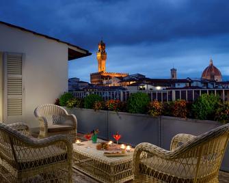 Hotel Balestri - Florence - Balcony